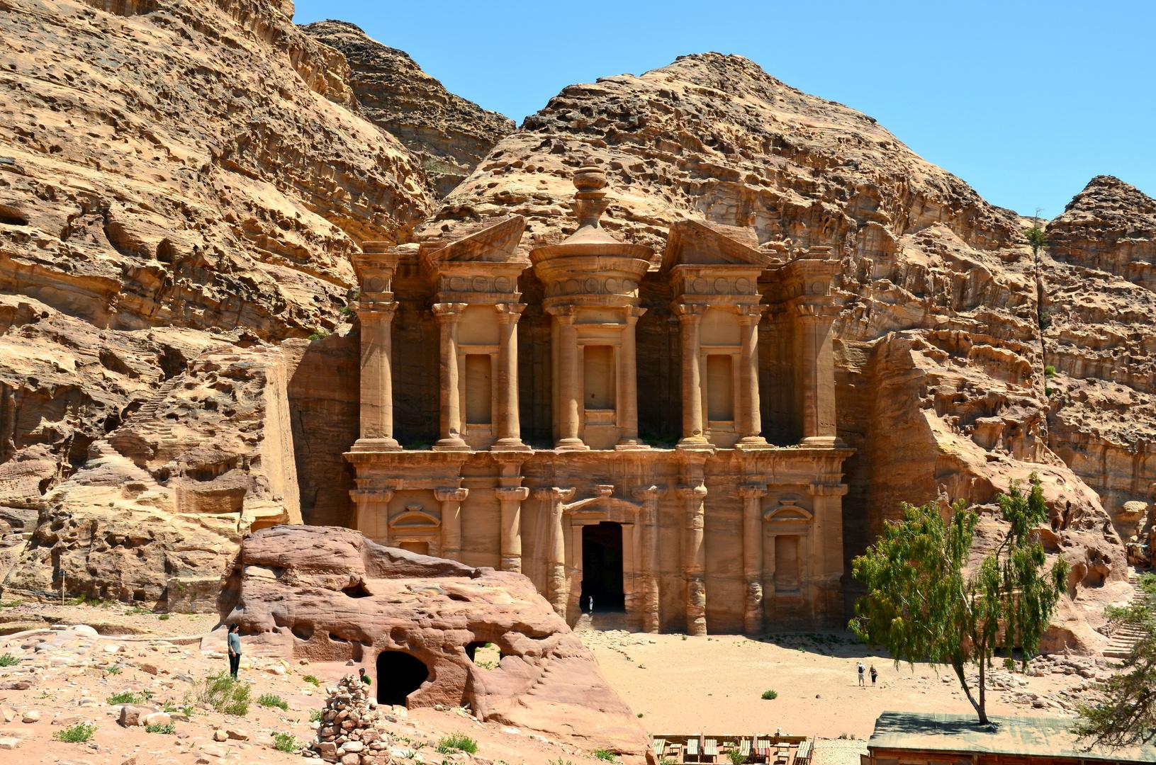 Ed Deir in Petra