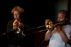 Eddie Hayes und Gerald Meier