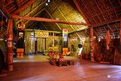 Ede ethnic long house