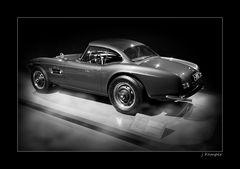 - edel und aus Bayern, der BMW 507 -