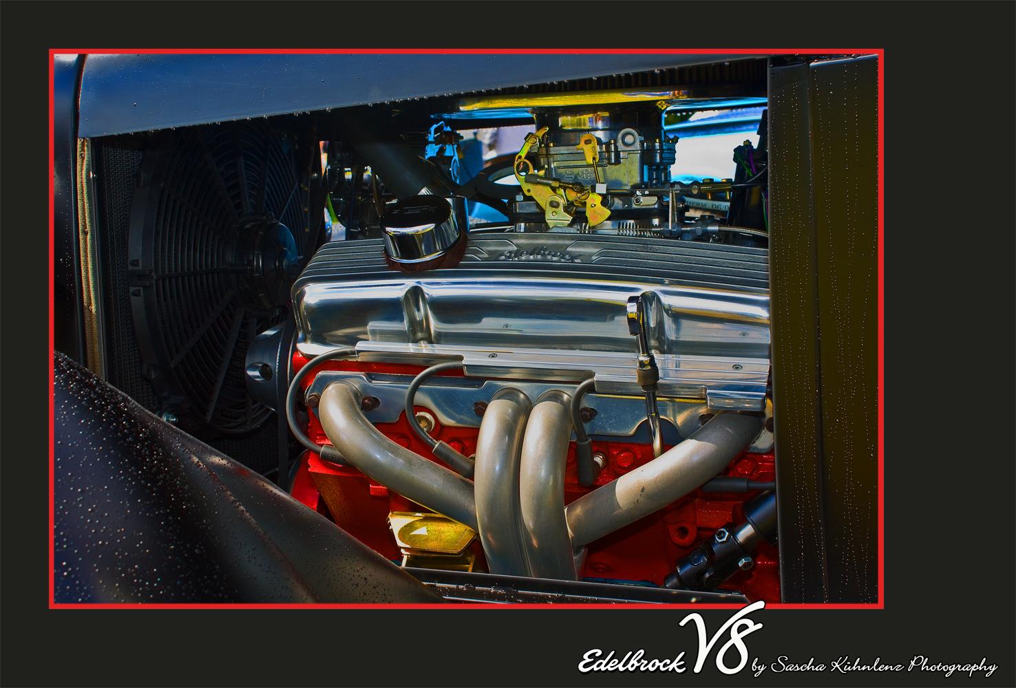 Edelbrock V8