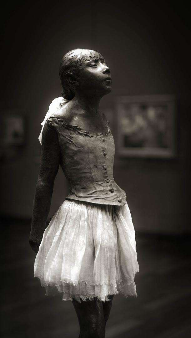 Edgar Degas Petite danseuse de 14 ans - Musée d'Orsay