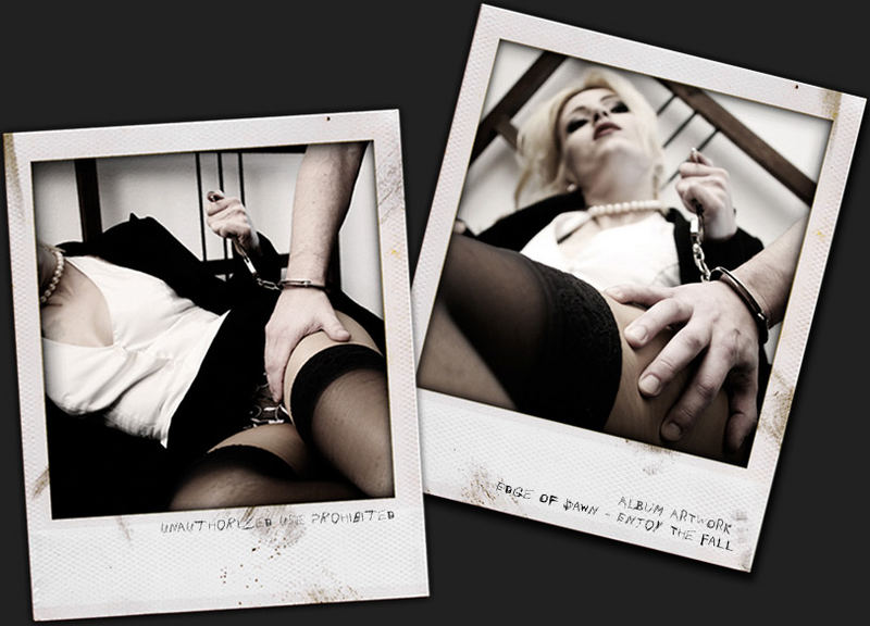 "Edge Of Dawn [3] (Artwork-Bilder) ""Enjoy The Fall"""