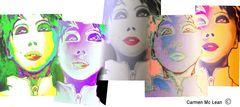 Edie Sedgwick, die Muse von Andy Warhol