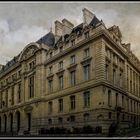 Edificio principal de la Universidad de la Sorbona.