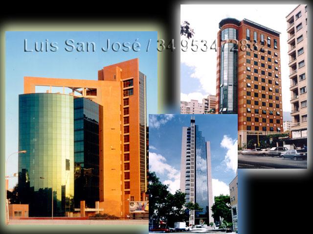 Edificios de Caracas