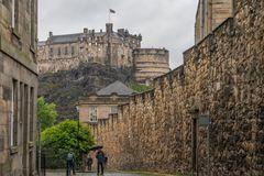 Edinburgh Castle I - Schottland