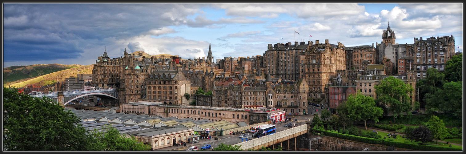 Edinburgh - Old Town (2)
