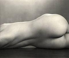 Edward Weston, Tina Modotti nude 1925