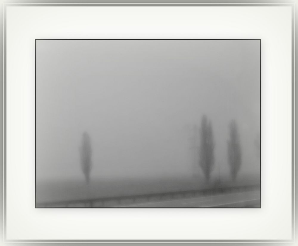 effetto nebbia....