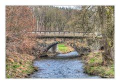 Egersche Brücke Mühlwand