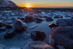 Eggum Sunset