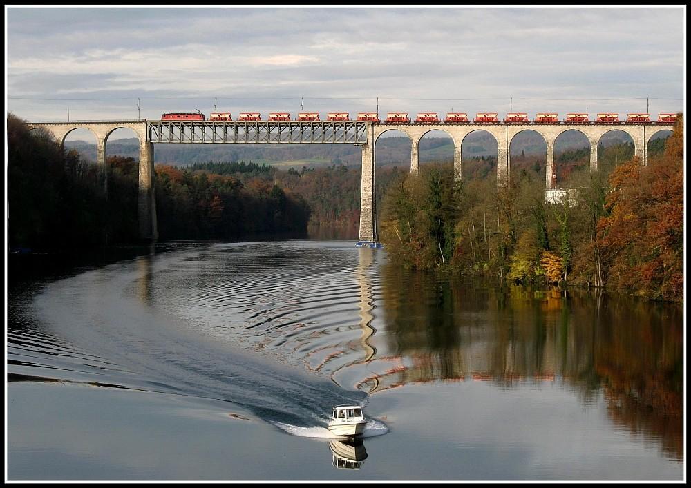 Eglisauer-Rheinviadukt