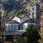 Eglise à Andorre la Vieille