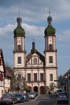 Eglise Abbatiale Ebermunster