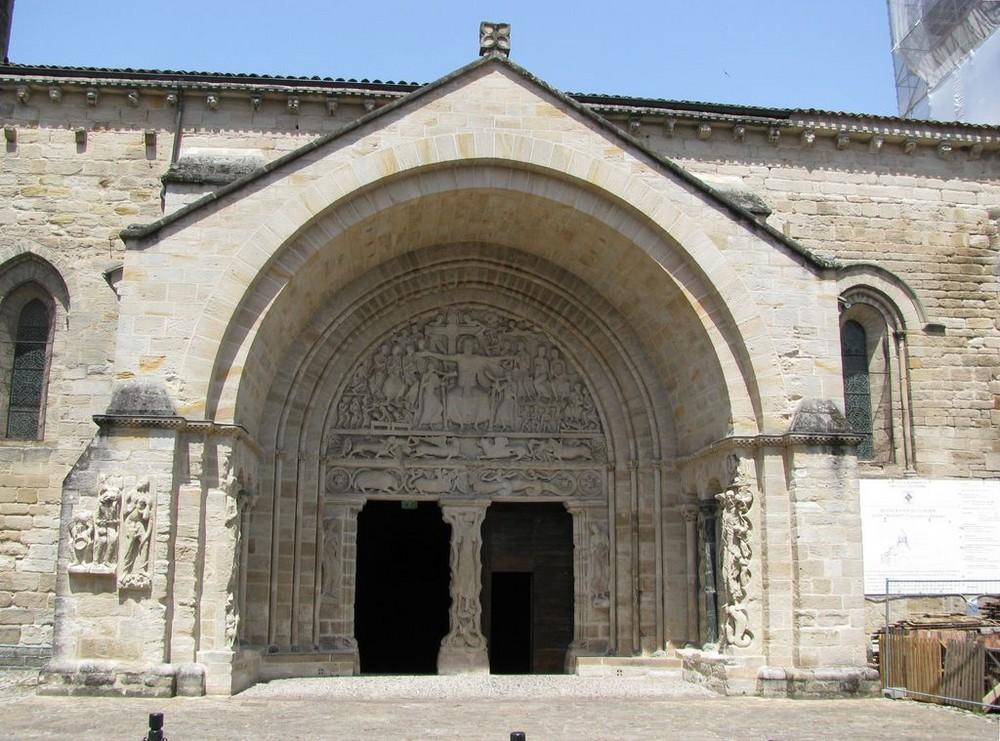 Eglise de Beaulieu sur Dordogne