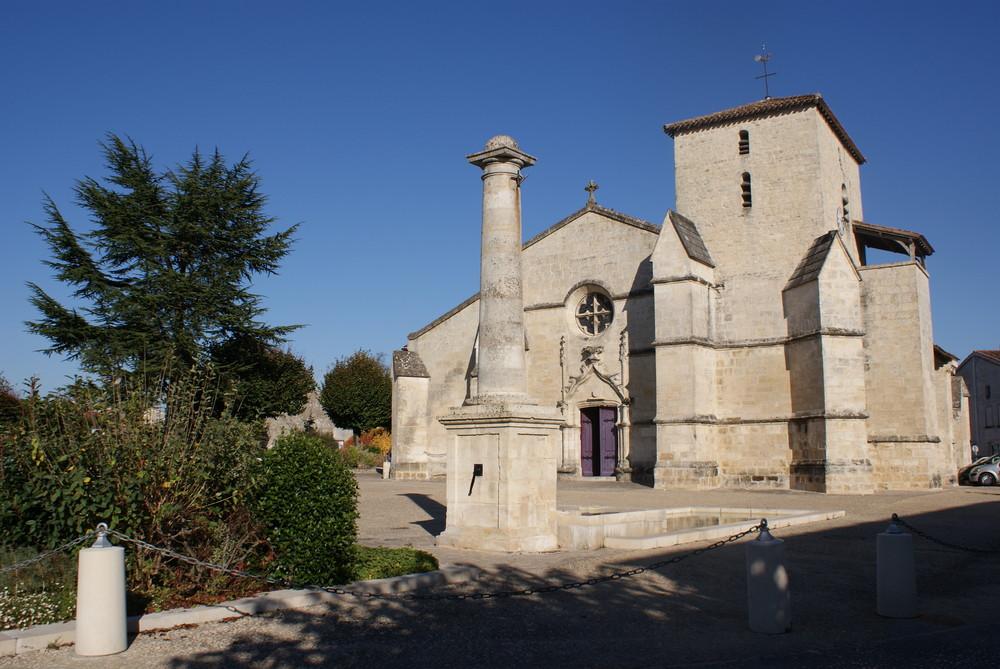 église de Coulon
