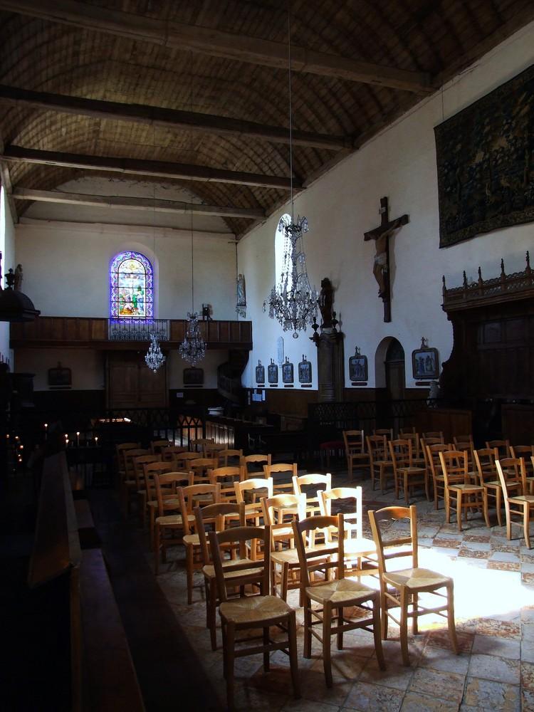 Eglise de Gerberoy (Oise)