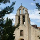 Eglise de GIGONDAS (Vaucluse)