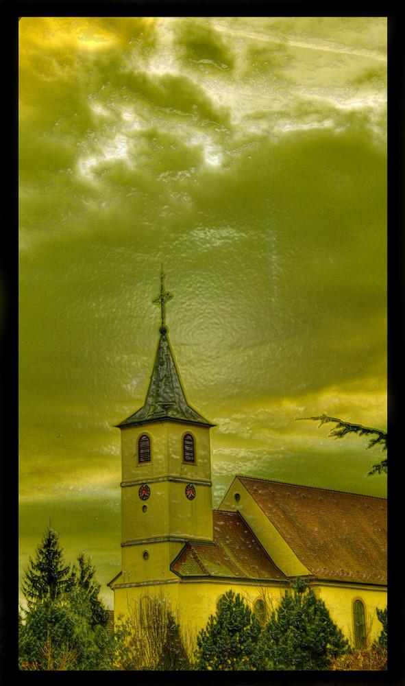 Eglise de Hombourg