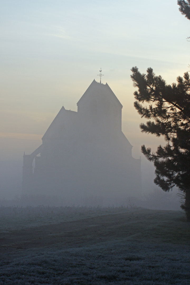 Eglise de Mézy (aisne)