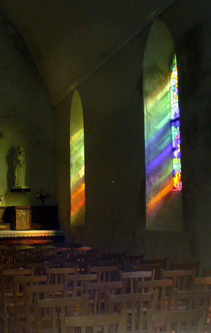 Eglise de MONCHATON
