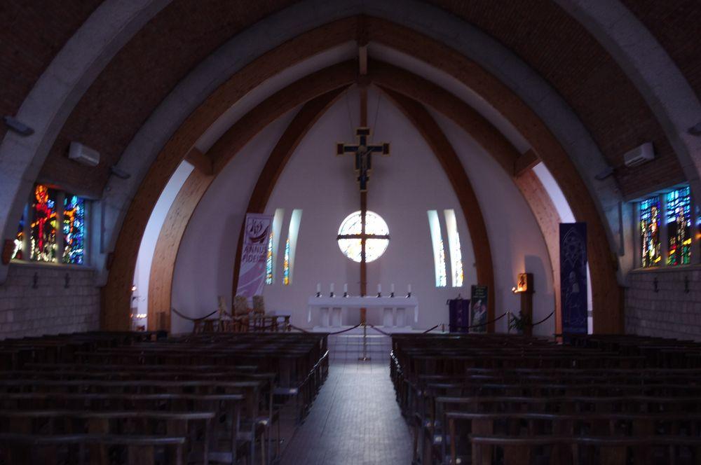 Eglise de Notre dame de la mer à Carnon