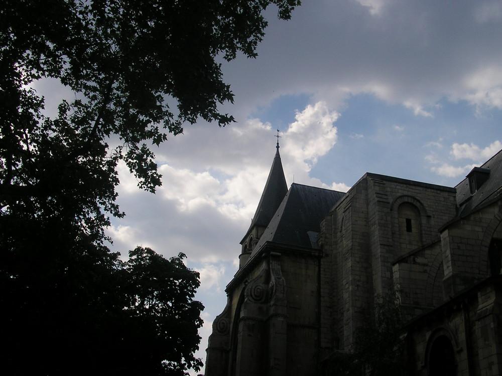 Eglise de St Germain des Près