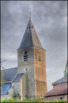 Eglise de Steenkerque HDR