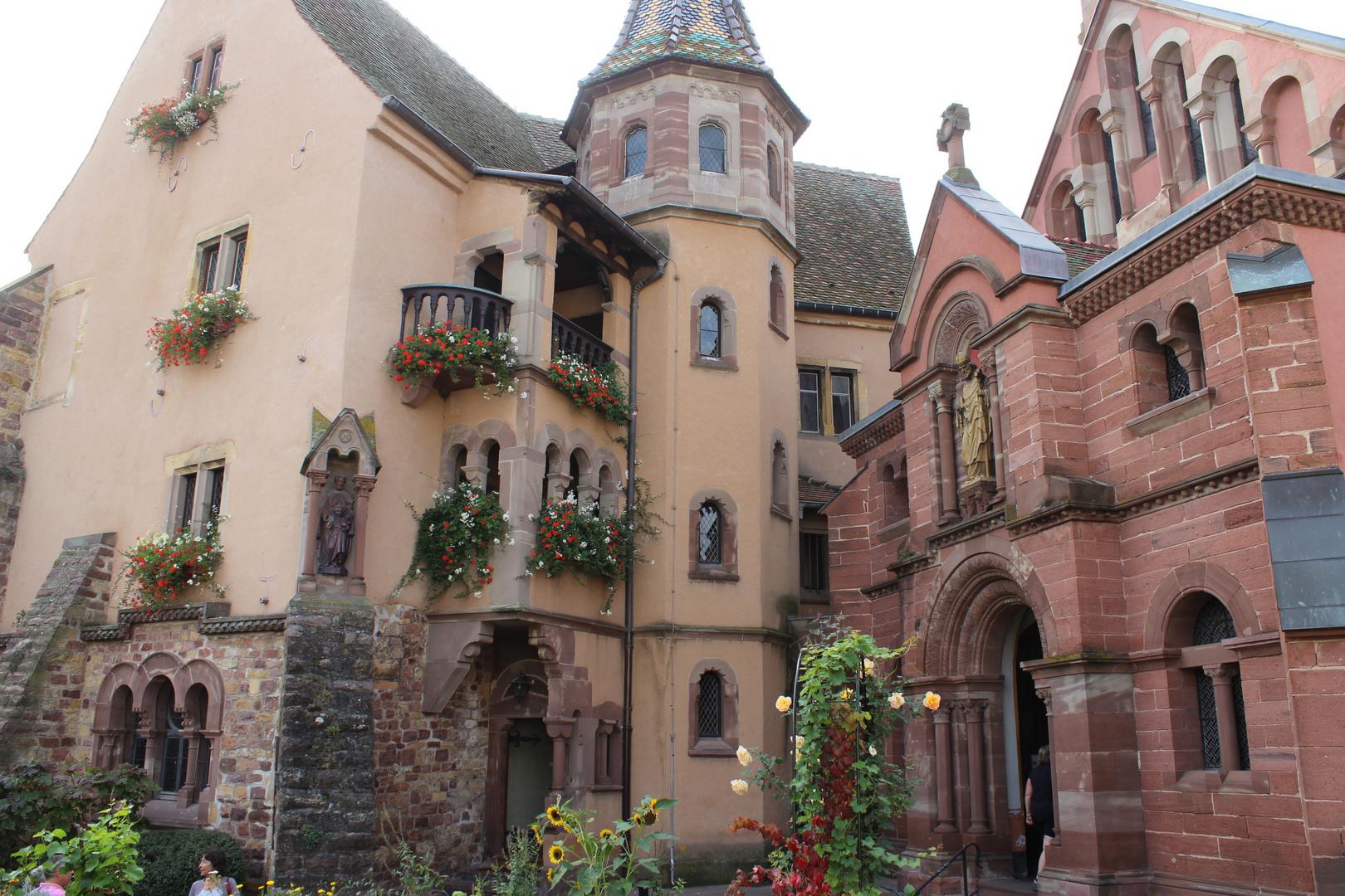 Eglise d'Eguisheim