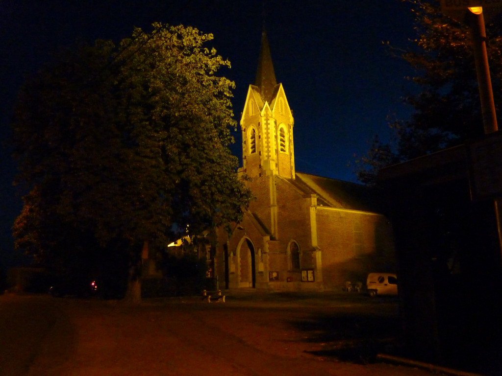 Eglise d'IZIER