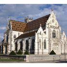 Eglise  du Monastère Royal de Brou à Bourg en Bresse