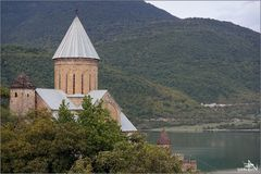 Eglise fortifiée d'Ananuri
