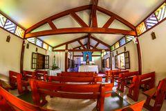 Eglise Ilet à cordes à Cilaos