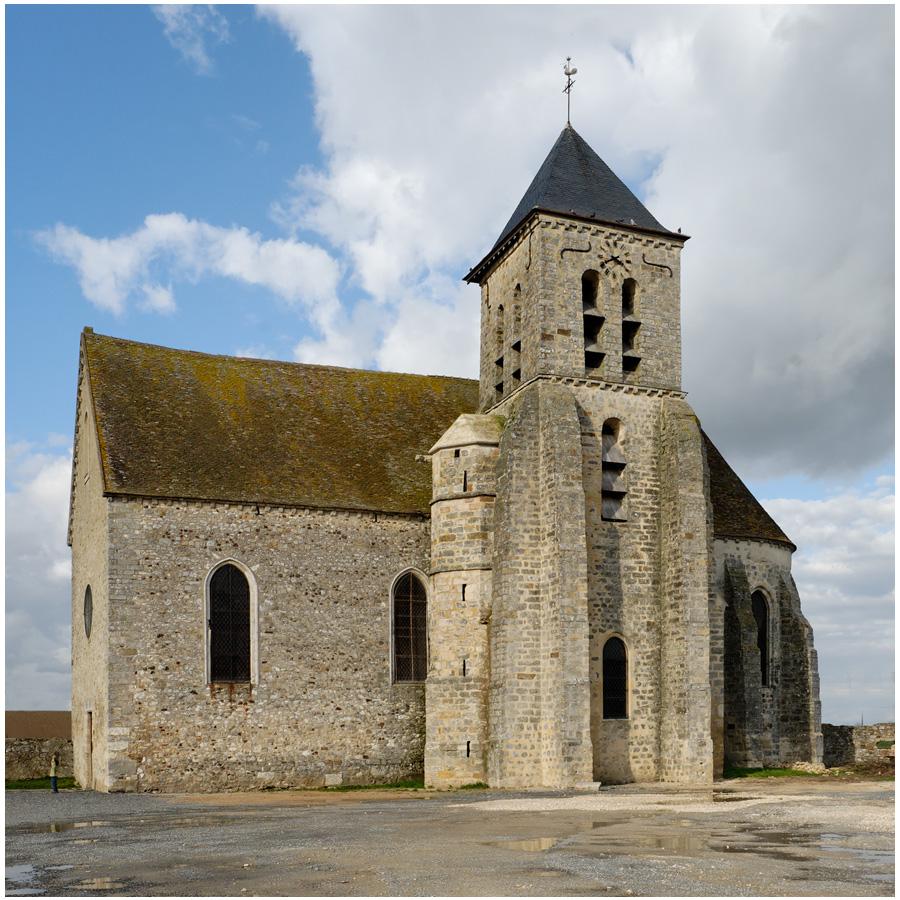 Eglise N-D de l'Asomption d'Esmans