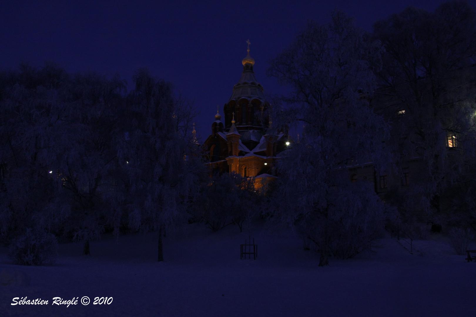 Eglise Orthodoxe Helsinki