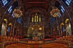 Eglise protestante du temple / Strasbourg