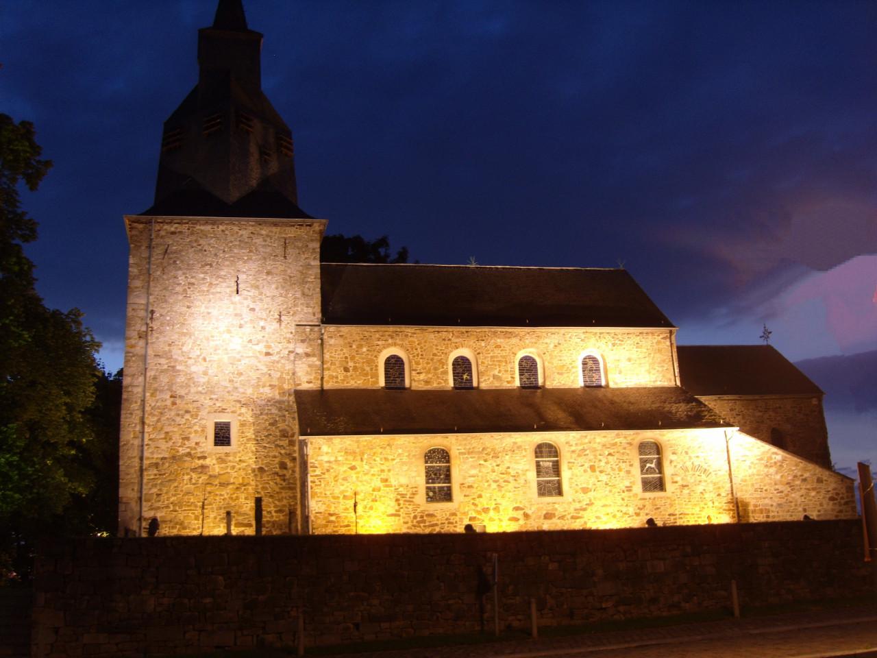 Eglise Romane de Waha