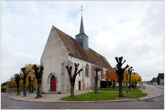 Eglise Saint-Etienne, Jouy dans l'Yonne