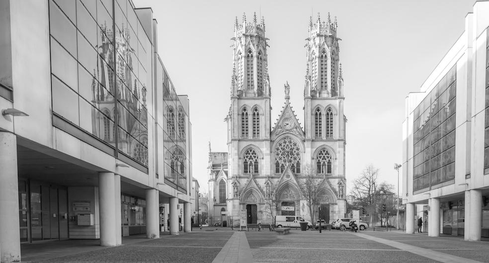 Eglise Saint Léon à Nancy