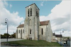 Eglise Saint-Rémi, Ecuelles