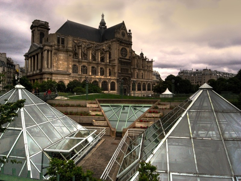 eglise sainte eustache, paris