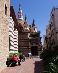 Eglise San Romà, Lloret de Mar, Espagne