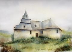 Eglises (1) - Chapelle de Piétat à St. Savin (F)