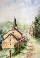 Eglises (3) - Bausen (E)