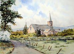 Eglises (4) - En Gaume sans doute (B)
