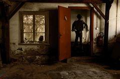 Egon war zwanzig Jahre nicht mehr daheim...