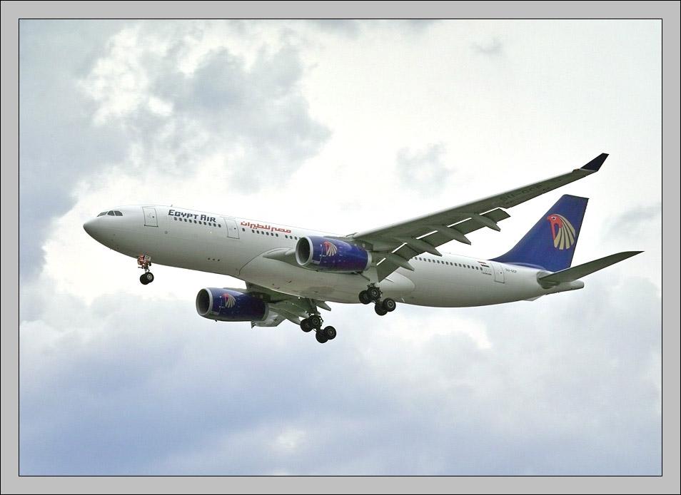 Egypt Air - A330-200