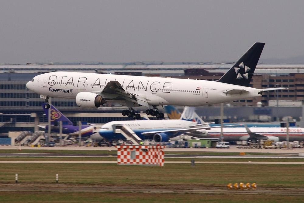 Egyptair Boeing 777-266/ER