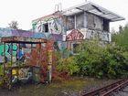 Ehem. Stellwerk im Essener Rangierbahnhof in Essen-Frillendorf